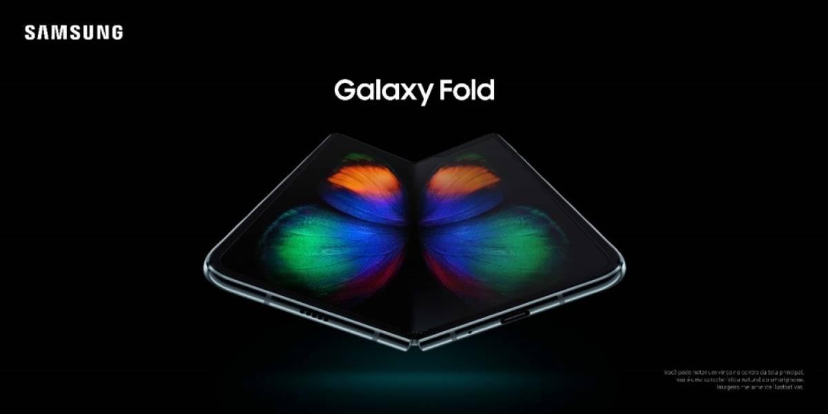 Tecnologia: Samsung anuncia novo lote do Galaxy Fold no Brasil