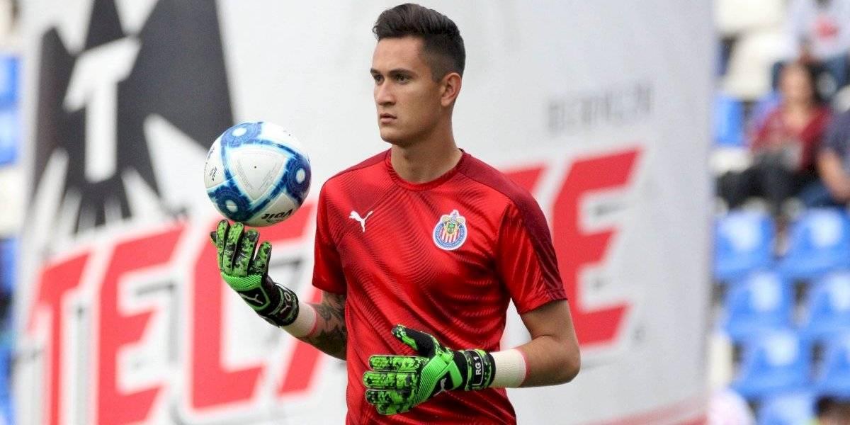 Raúl Gudiño y 'Pollo' Briseño juegan con Chivas Sub 20