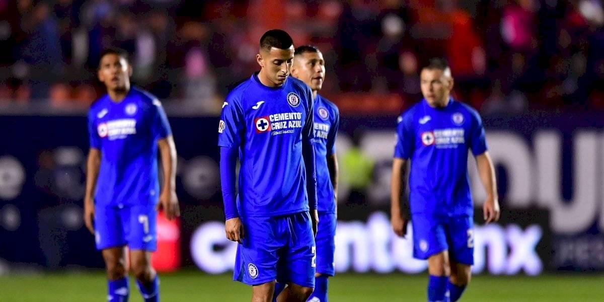 Atlético de San Luis agrava la crisis de Cruz Azul
