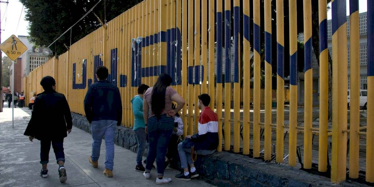 Más escuelas de la UNAM se van a paro de actividades