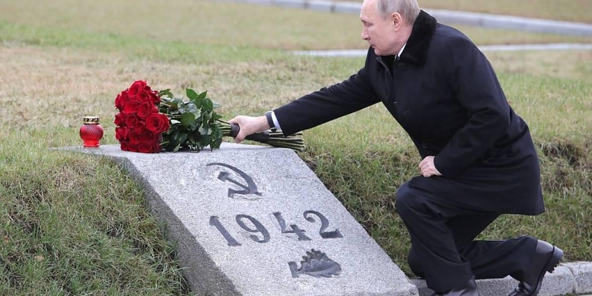 Nuevo primer ministro ruso presenta a Vladímir Putin el nuevo gabinete