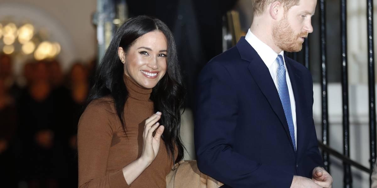 Harry y Meghan pierden sus títulos monárquicos, confirma Buckingham