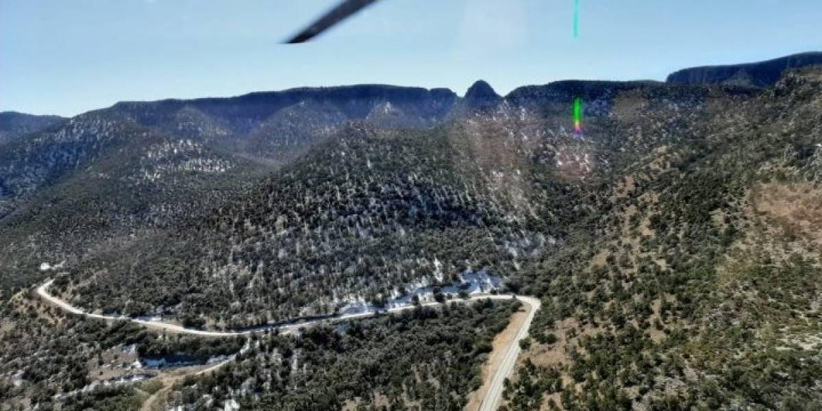Comando quema más de la mitad de casas en Las Pomas, Chihuahua