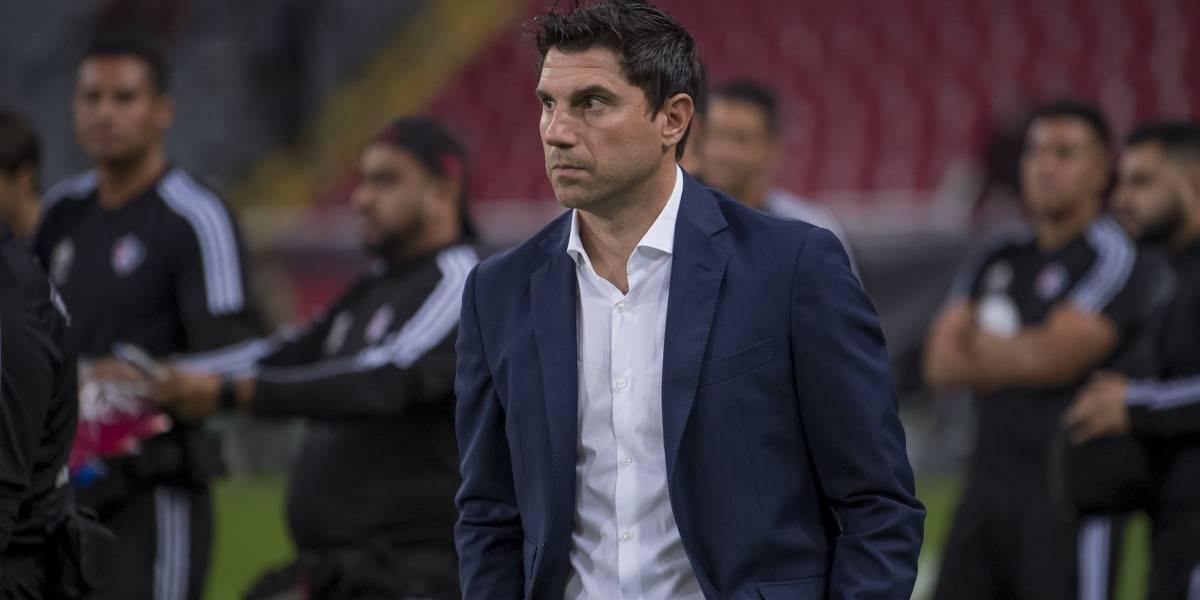 Técnico del Atlas culpa al árbitro del grito homofóbico en el Estadio Jalisco