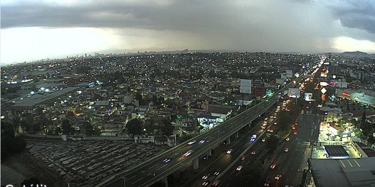 Pronóstico del clima para esta noche 18 de enero: Se intensifican las lluvias en CDMX