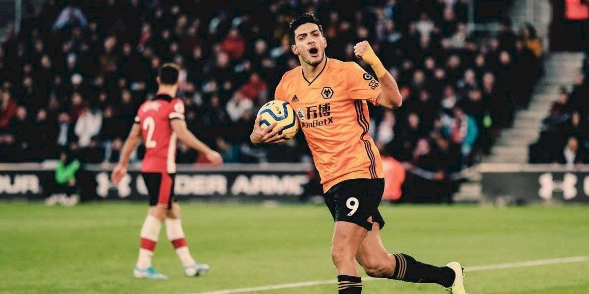 Raúl Jiménez se convierte en máximo goleador de los Wolves en Premier League