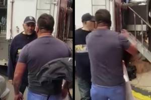 VIDEO: Agreden al ex luchador Konnan en plena calle