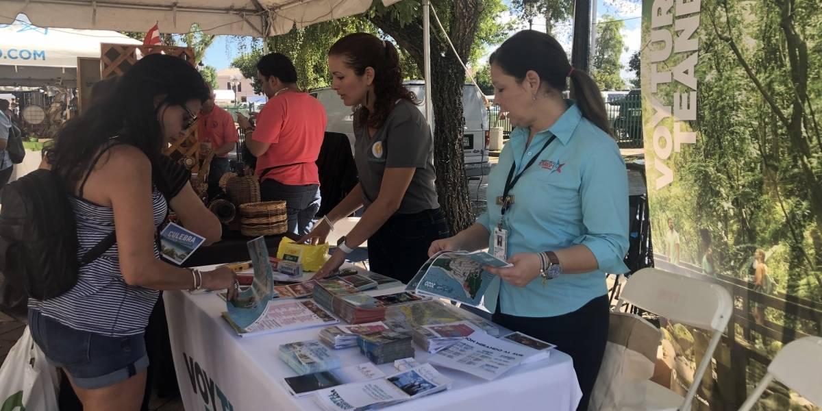 Turismo establece mercado artesanal con centro de acopio
