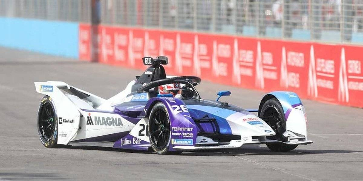En emocionante final, Maximilian Günther gana el ePrix de Santiago de Fórmula E