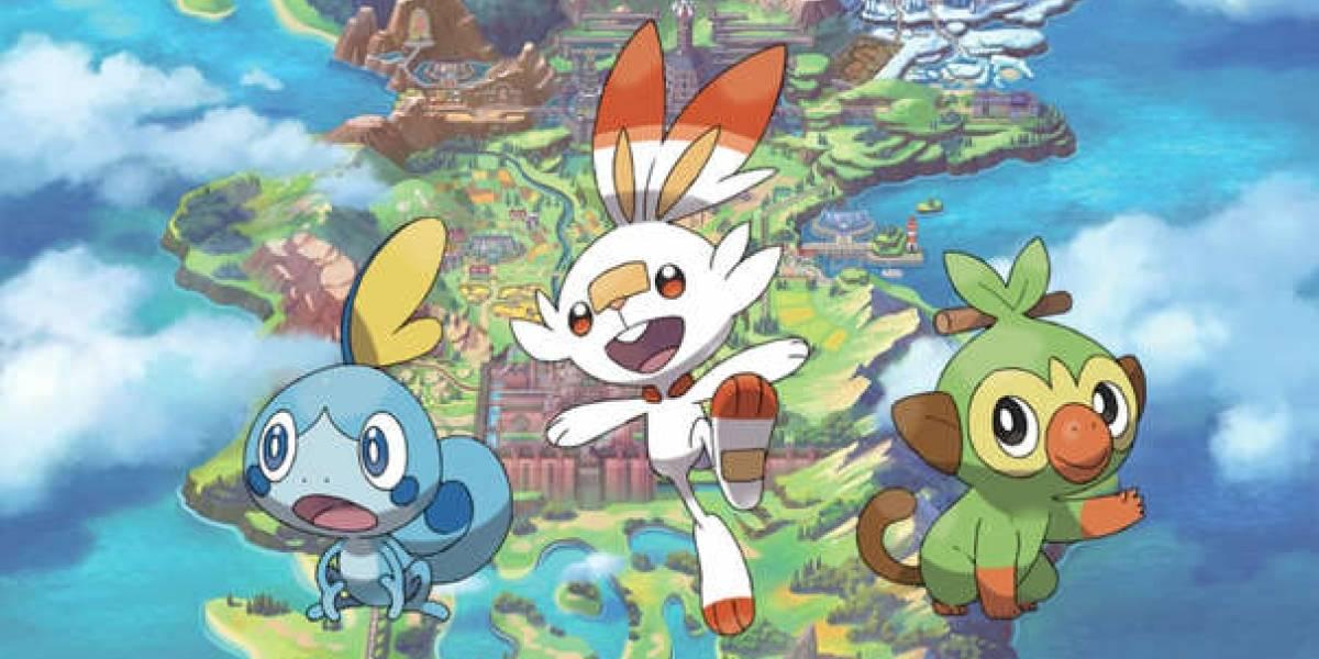"""Pokémon está de regreso: Probamos los nuevos """"Sword"""" y """"Shield"""""""