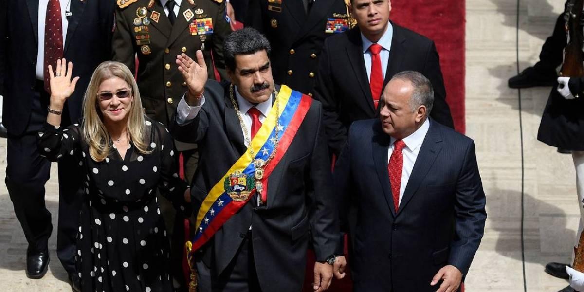 Por narcotraficante y terrorista: EEUU pone recompensa de US$25 millones por Maduro y su cúpula