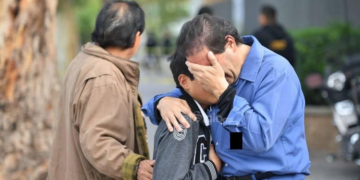 Vinculan a proceso a abuelo del menor que mató a maestra en Colegio Cervantes