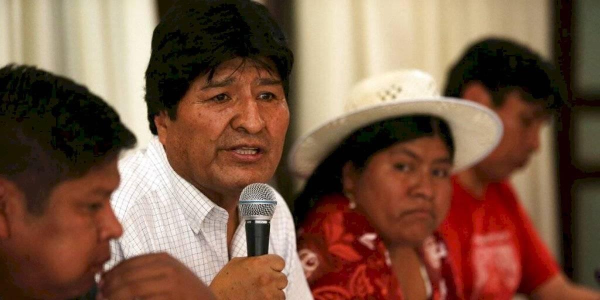 Evo Morales anuncia a Luis Arce como candidato a la presidencia de Bolivia