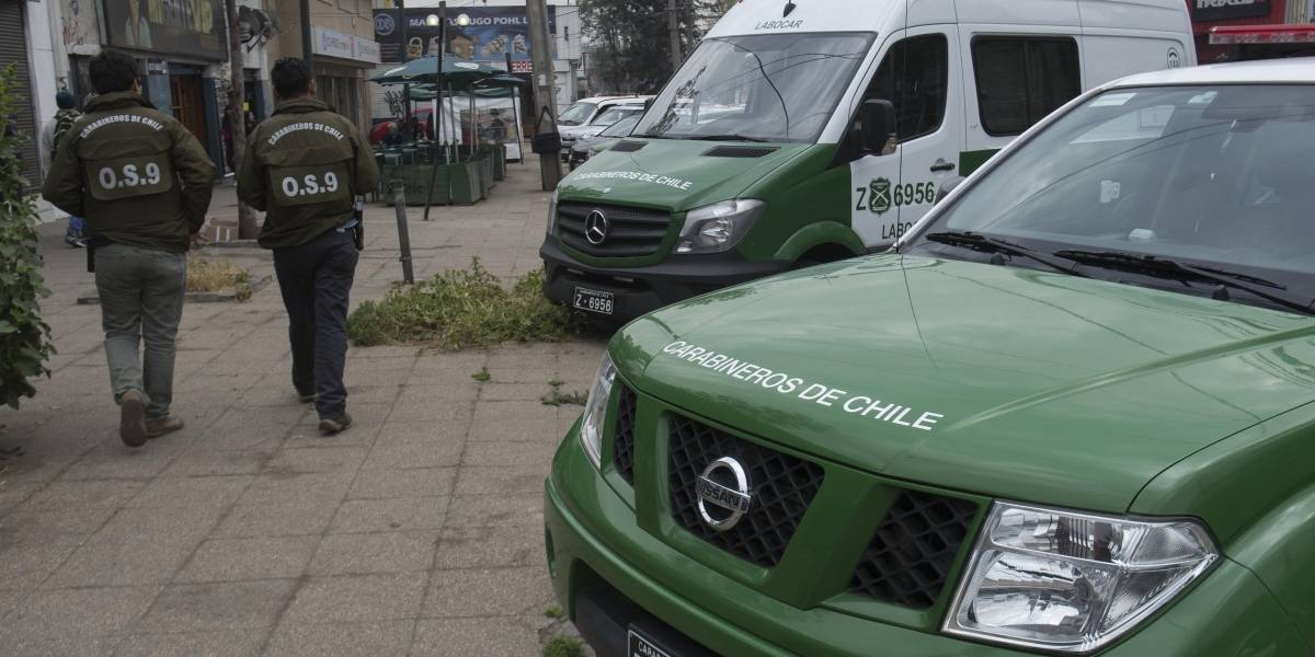 Matan de un balazo a pasajero de bus del Transantiago en presunto asalto