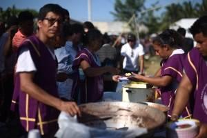 Caravana de hondureños 2020