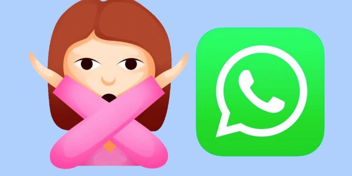 WhatsApp: ¡Mujer de brazos cruzados! El significado del emoji más raro de esta app