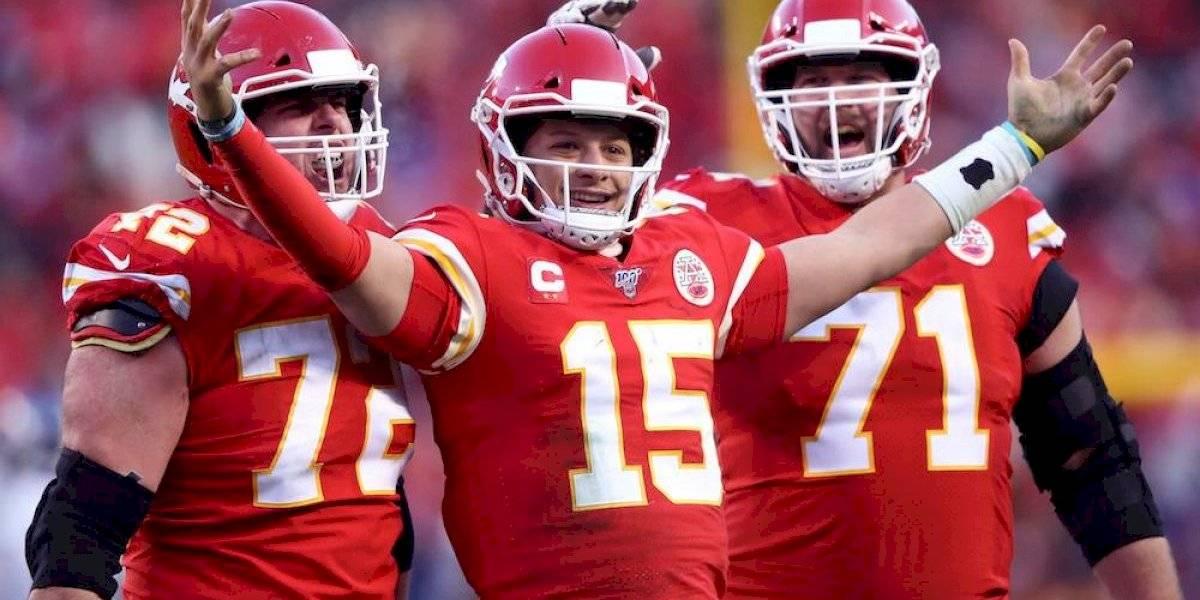Chiefs vuelven al Super Bowl 50 años después