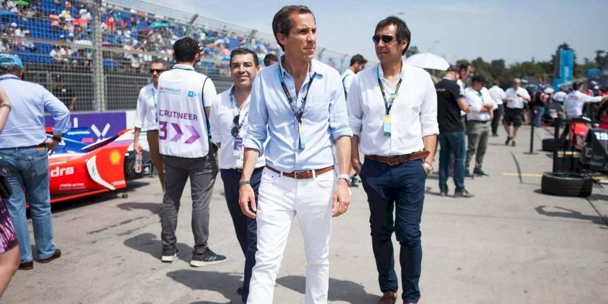 """Felipe Alessandri quiere la continuidad de la Fórmula E: """"El municipio quiere que se queden"""""""