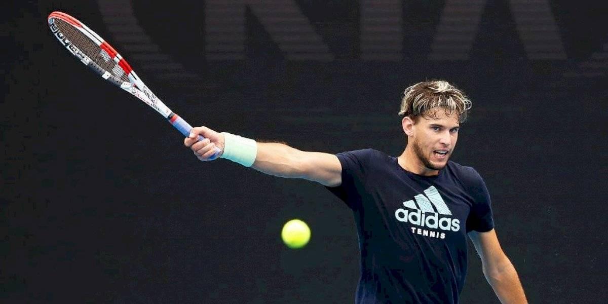 """Dominic Thiem sale en defensa de Nicolás Jarry: """"No es el tipo de jugador al cual el doping podría ayudarlo"""""""
