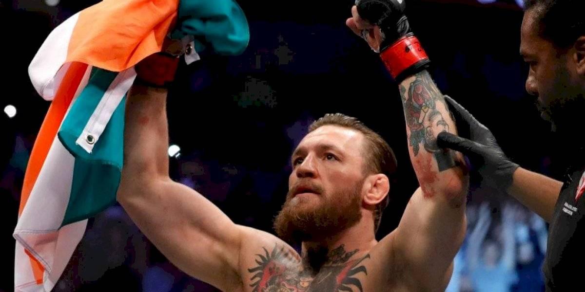 Conor McGregor se solidariza con médicos irlandeses y pide cuarentena