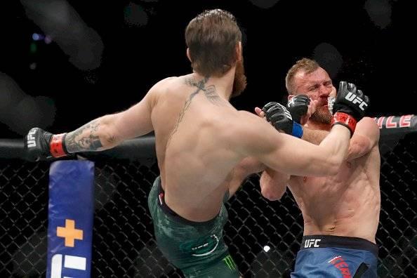 La impactante patada del regreso de Conor McGregor que derrotó a su rival en segundos