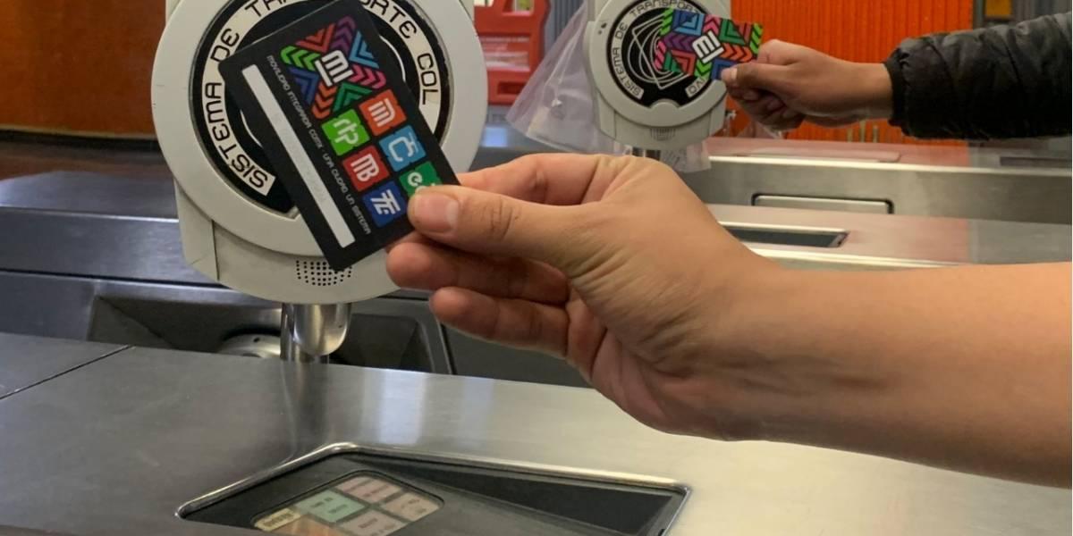 'Peligra' ingreso de un millón de usuarios al Metro por no contar con nueva tarjeta