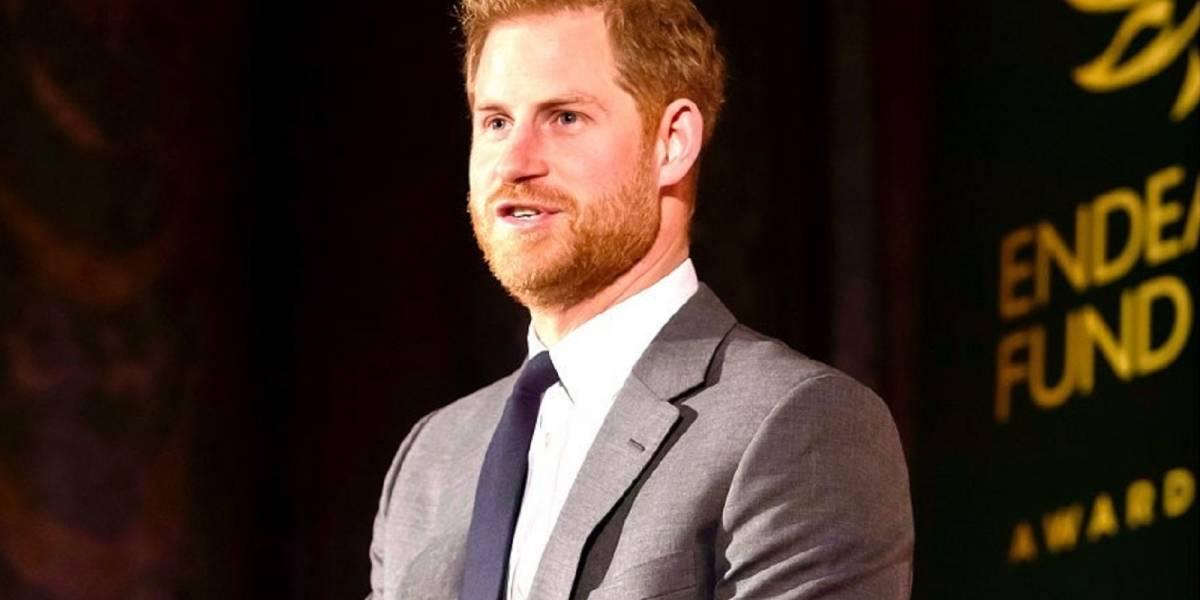 El príncipe Harry da la cara tras despedirse de la realeza: aquí las frases más impactantes