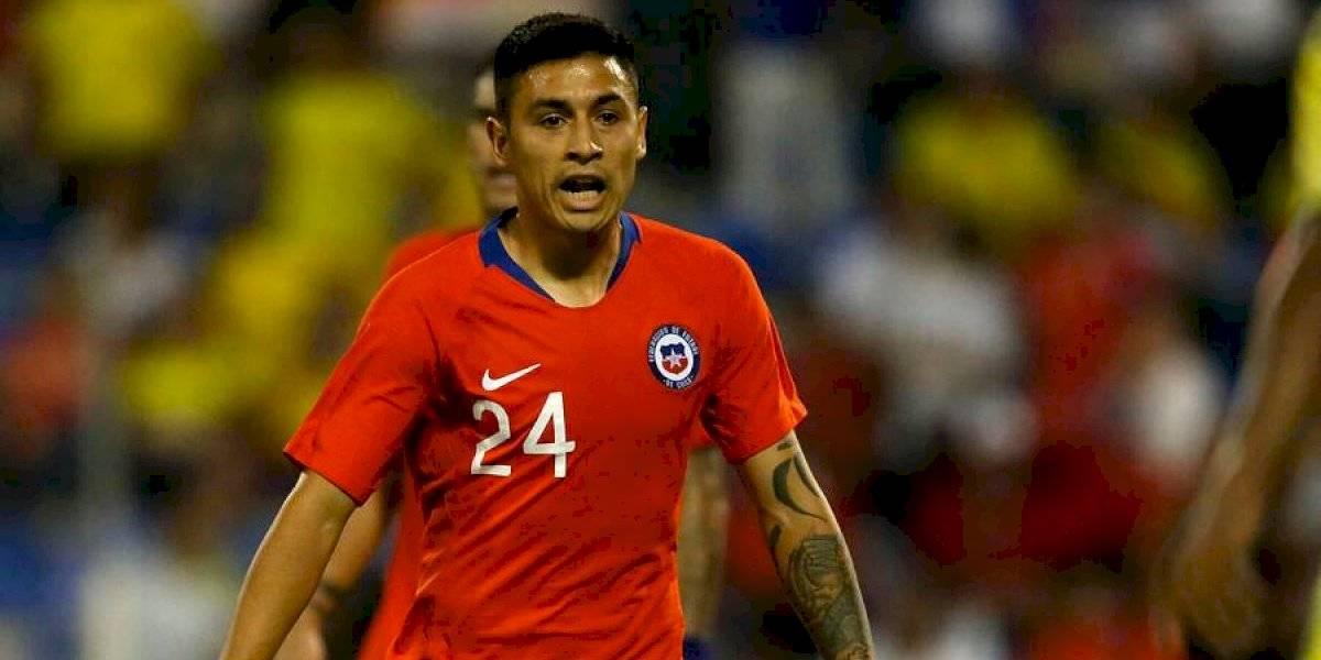 """Claudio Baeza y su presente en el Necaxa: """"Es difícil estar en la Roja porque tiene la mejor generación del fútbol chileno"""""""