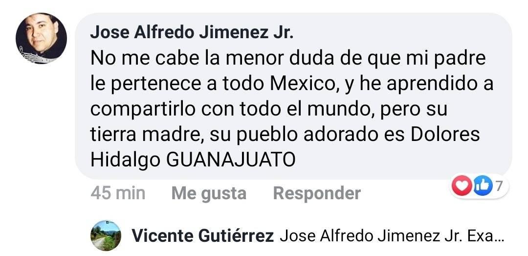 José Alfredo Jiménez