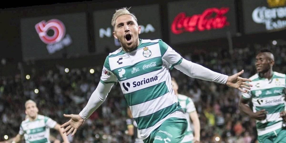Santos domina al León en el cierre de la jornada 2 del Clausura 2020