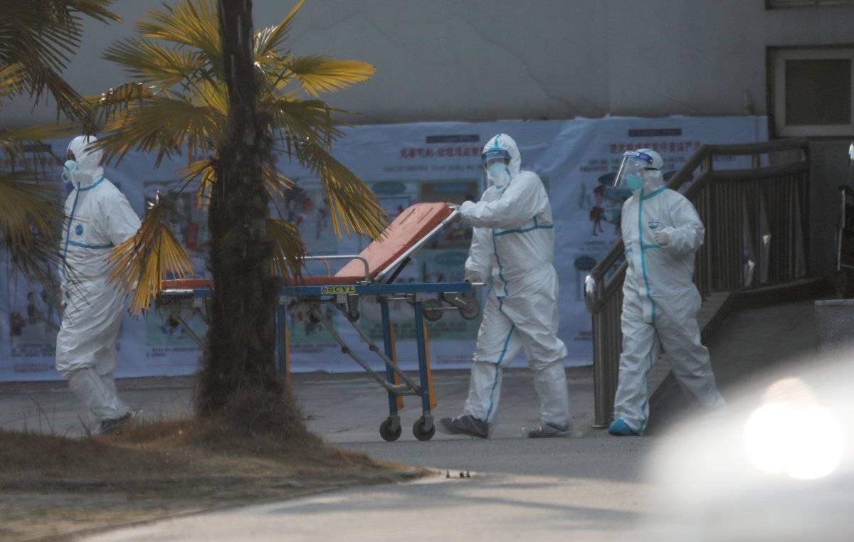 China confirma 201 casos de la nueva neumonía, que ha dejado ya tres muertos EFE