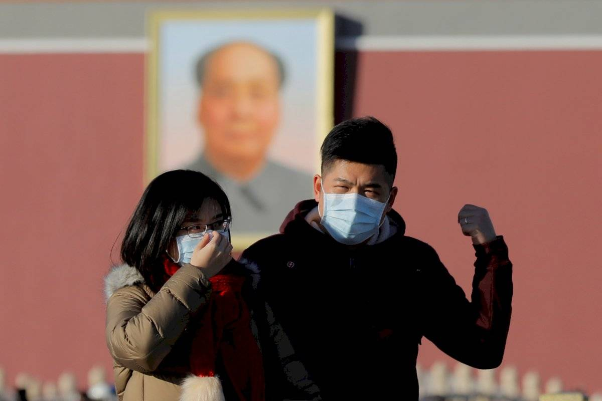 China confirma 440 casos de la nueva neumonía, que ha dejado ya tres muertos EFE