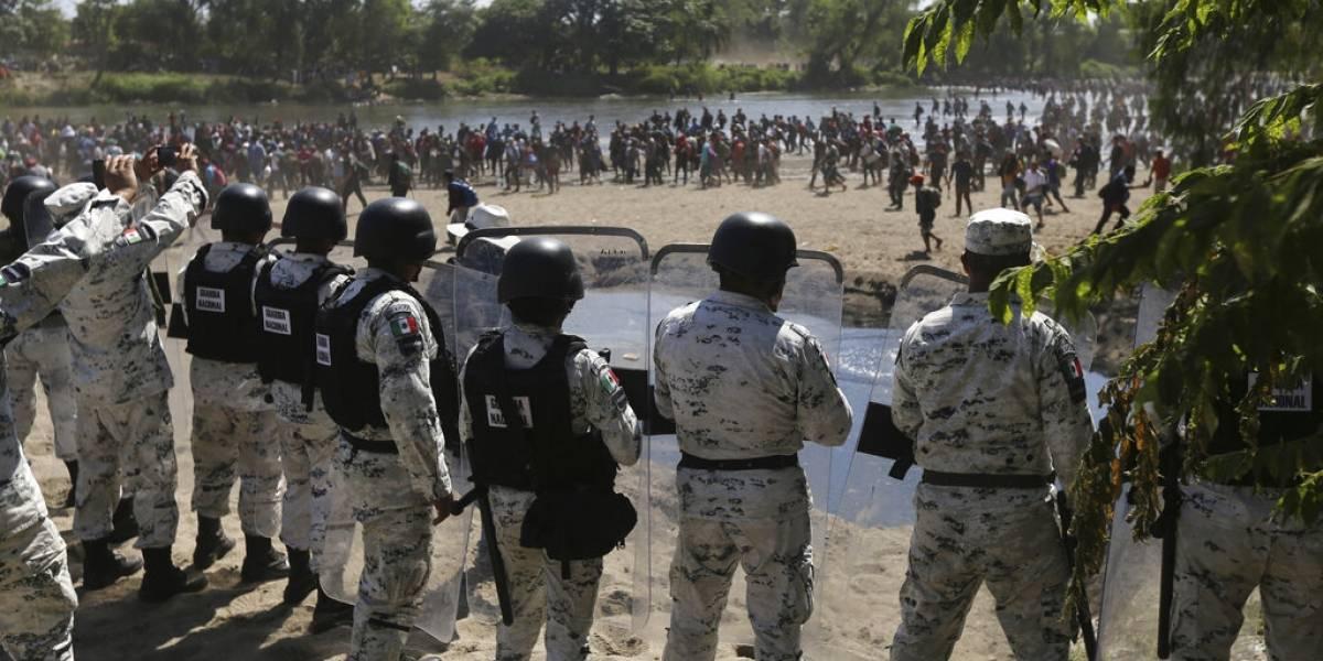 Activista denuncia amenazas, heridos y dos menores migrantes desaparecidos en Suchiate