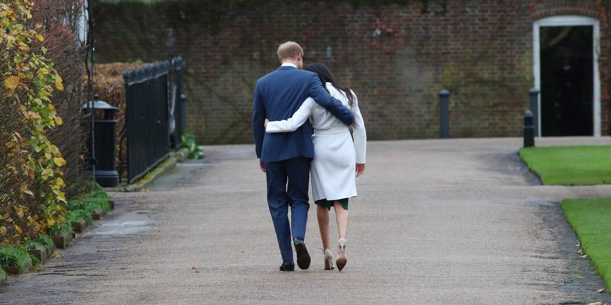 Meghan Markle y el príncipe Enrique podrían aparecer en 'The Crown', de Netflix