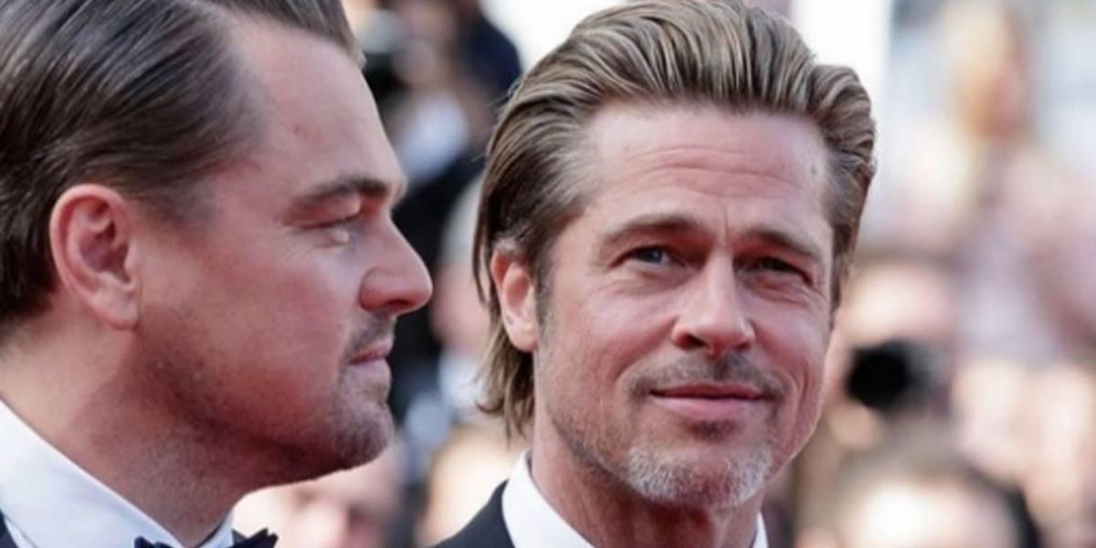 Brad Pitt confesó el particular apodo que le tiene a Leonardo Di Caprio