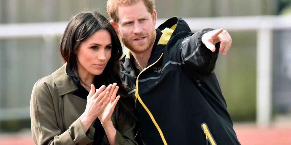 Meghan Markle y Harry reaparecen: se filtran las primeras fotos tras su salida de la realeza
