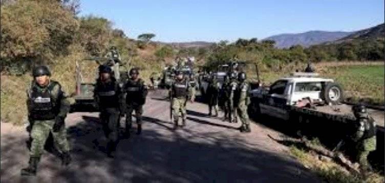 10 músicos indígenas fueron asesinados y quemados en México