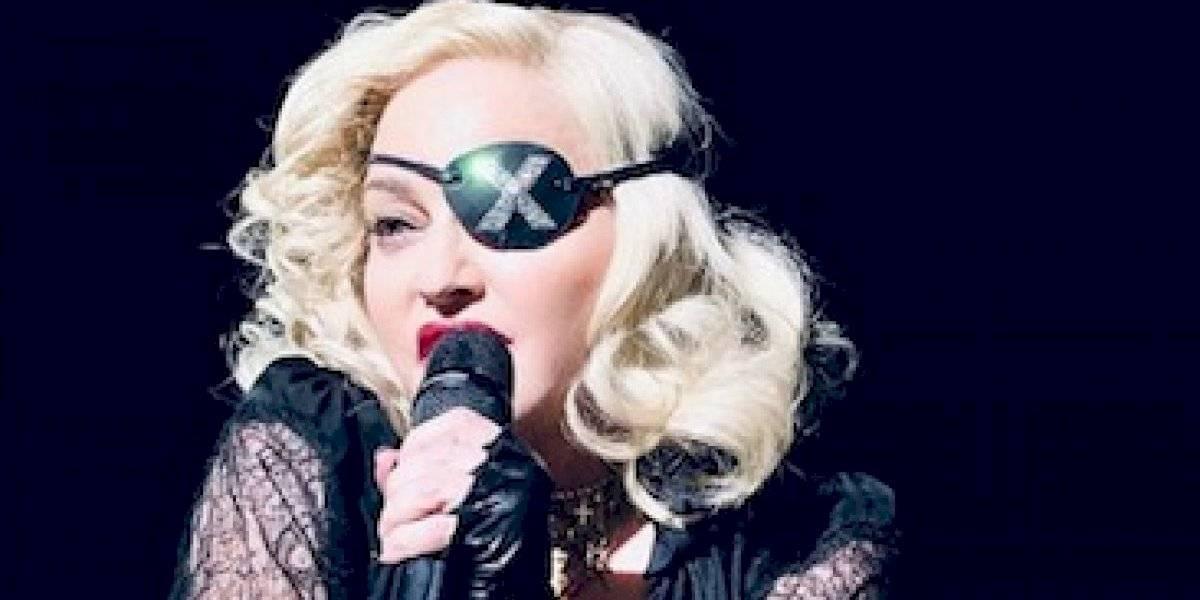 ¿Problemas en las rodillas? Madonna suspende concierto en Lisboa por dolencias físicas