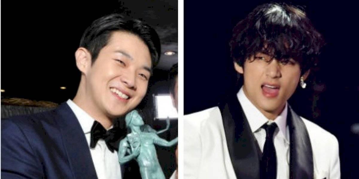 Choi Woo Shik de Parásitos y V de BTS muestran el poder coreano en EU