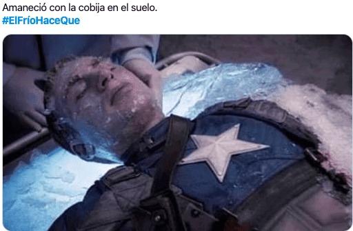 México frío memes
