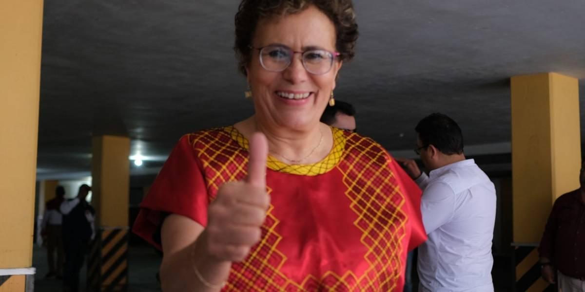 Congreso de Morena decidirá descuento de 50 o 75% a prerrogativas: Luján