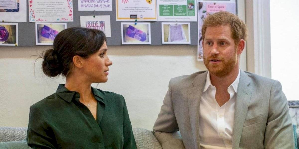 """""""Me entristece que llegáramos a esto"""": Príncipe Harry explica por qué dejaron la familia real"""