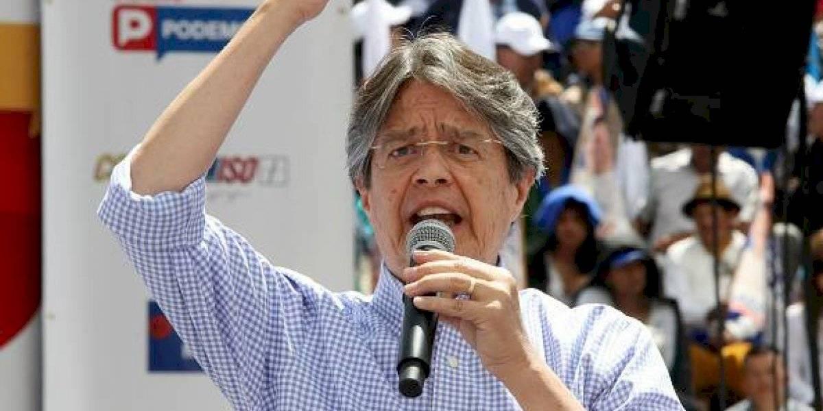 """Guillermo Lasso: """"mi compromiso con los jóvenes ecuatorianos es eliminar la prueba Ser Bachiller"""""""
