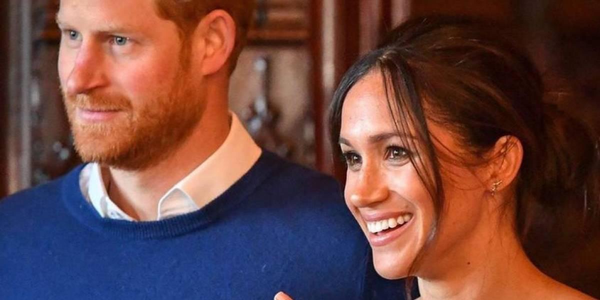 Netflix está interesado en trabajar con el príncipe Harry y Meghan Markle
