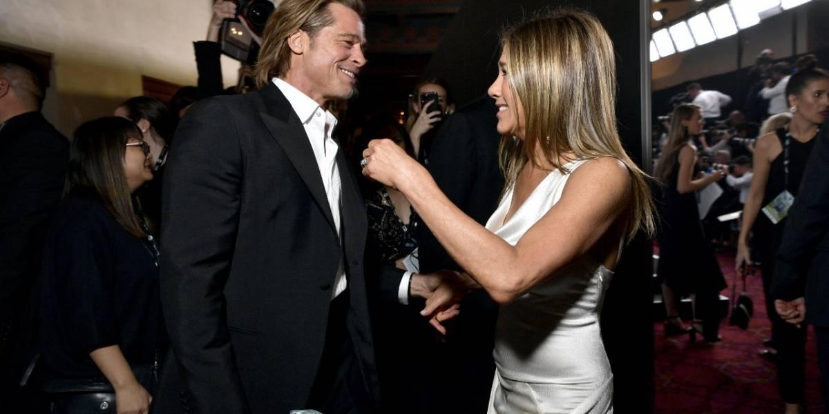 Brad Pitt y Jennifer Aniston planean venir de vacaciones juntos a México