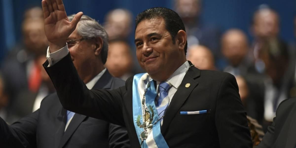 SAAS quita 10 agentes a la seguridad de Jimmy Morales y Jafeth Cabrera