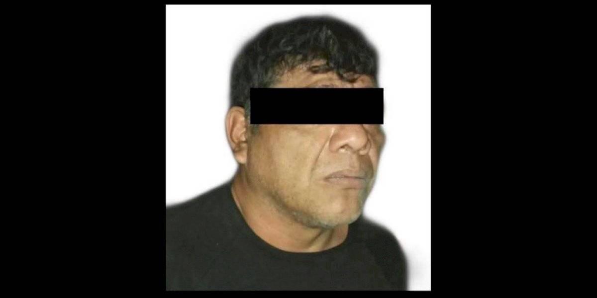 SSP detiene en Veracruz a presunto responsable de secuestro de Matías Herrera Herbert