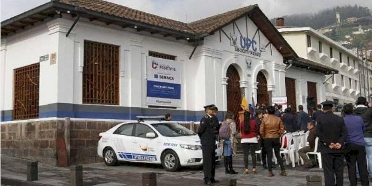 Quito: 24 UPC recibirán mantenimiento de la infraestructura física