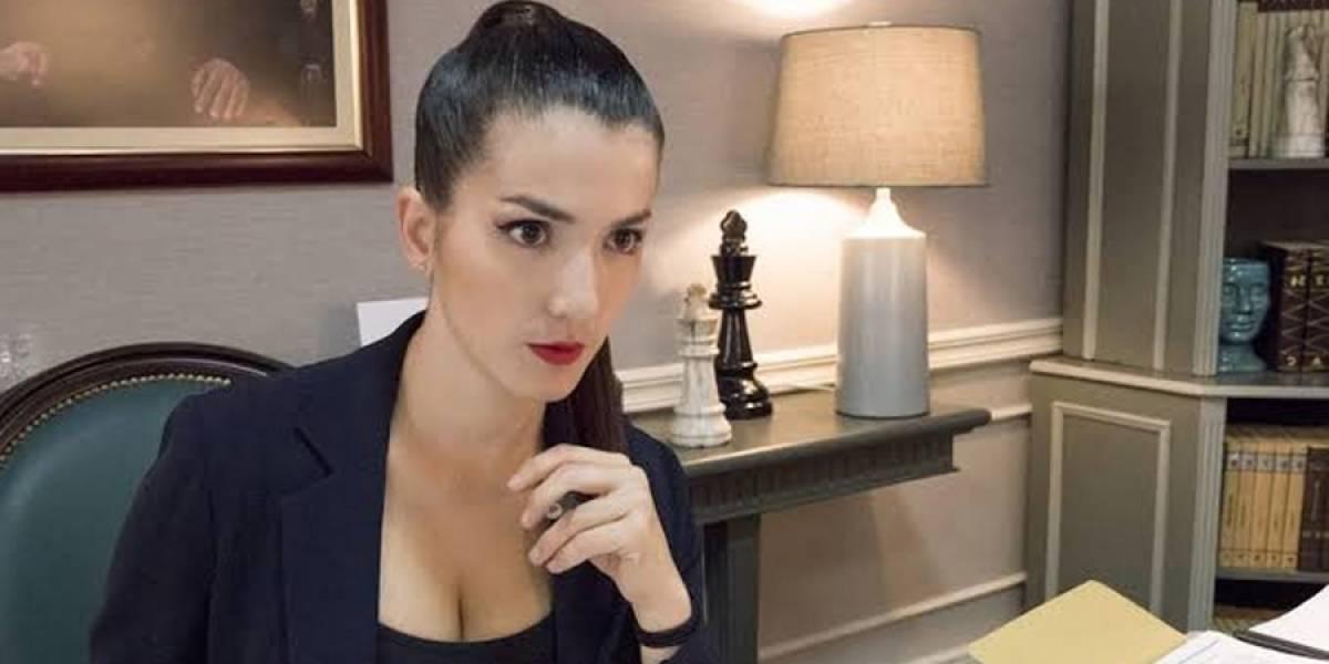 Matrix 4 ficha a actriz mexicana de Sense8