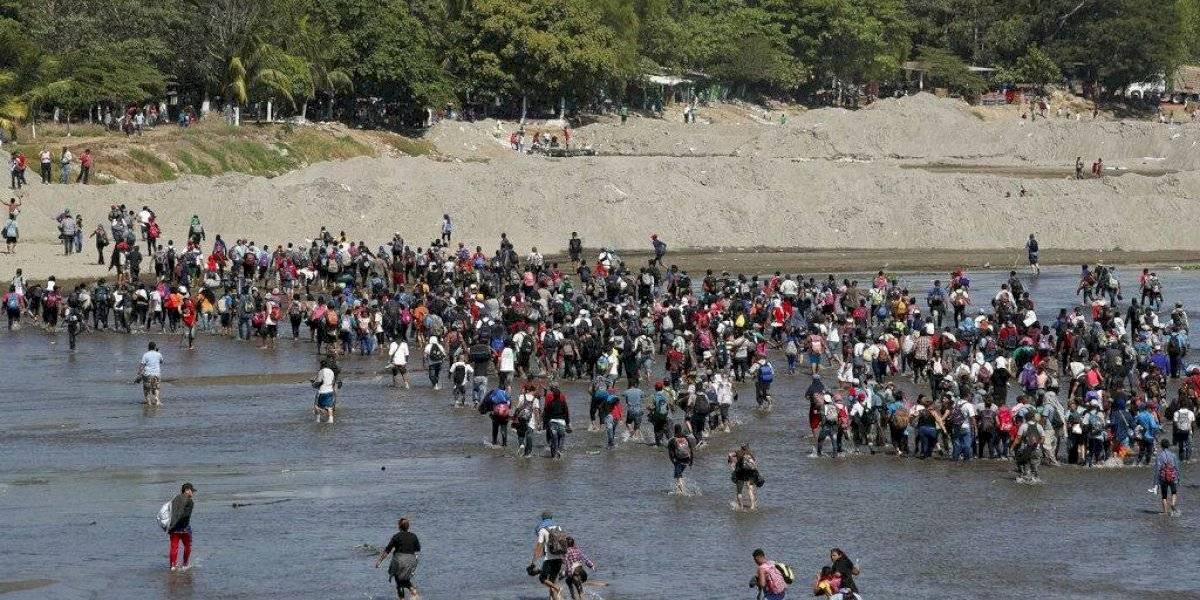 2020 podría cerrar con 105 mil solicitudes de refugio de migrantes